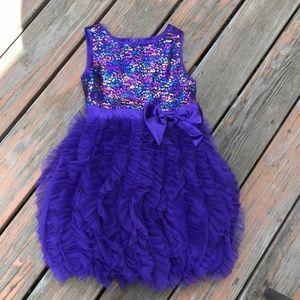 Biscotti fancy party dress